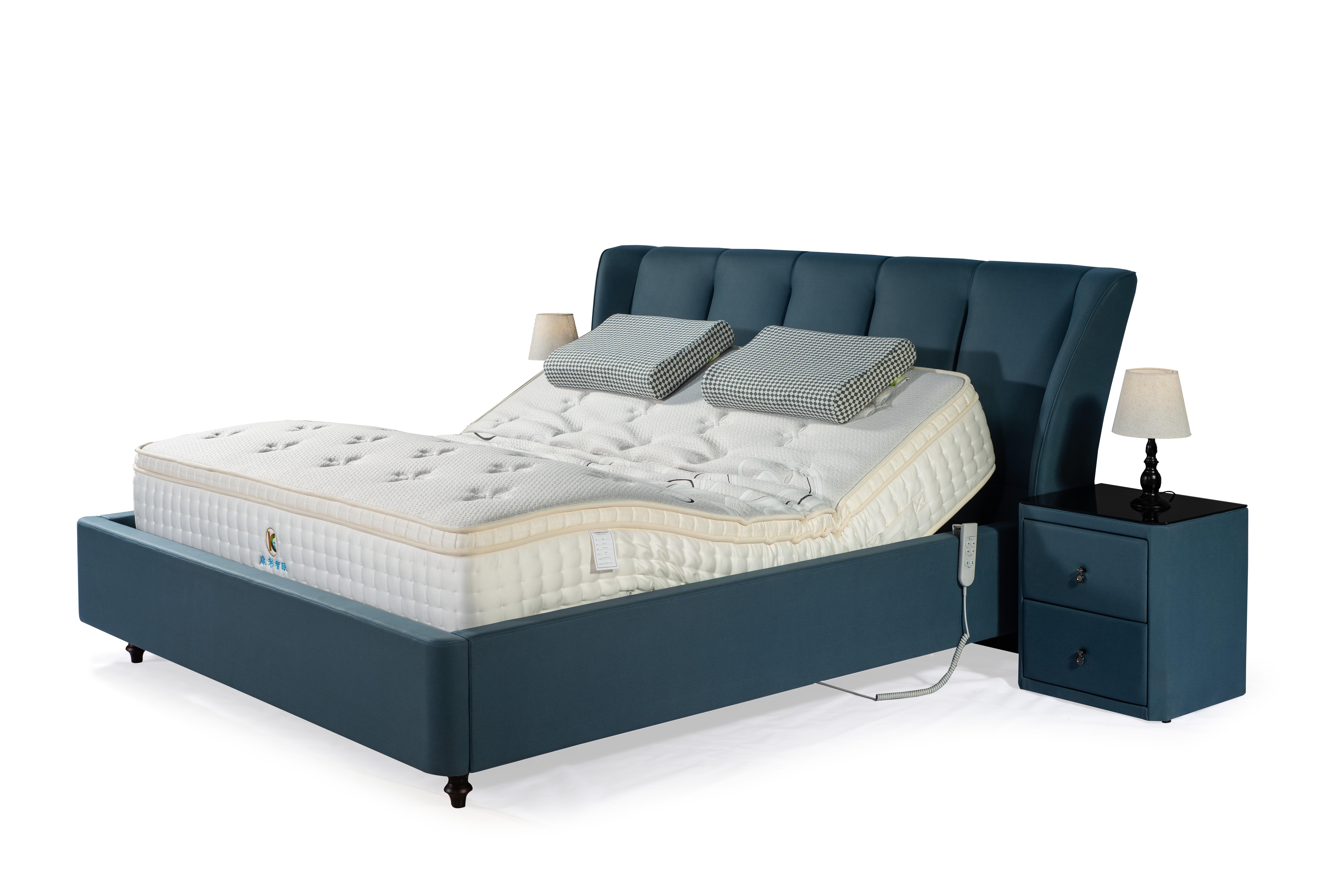 智能家居 智能电动床给您生活带来的舒适便利