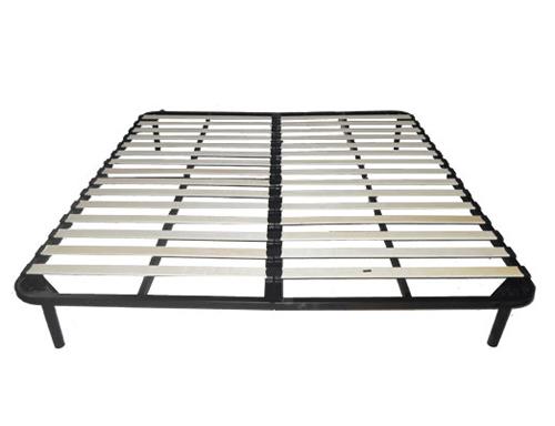 加强型直板杨木条折叠排骨架