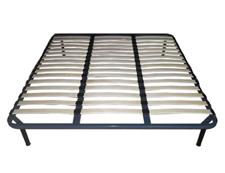 板式家具专用三排杨木平条式排骨架床