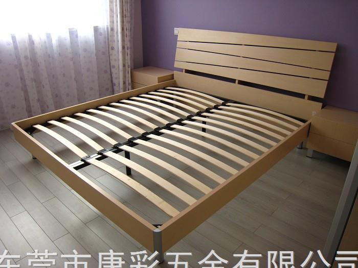 板式床排骨架