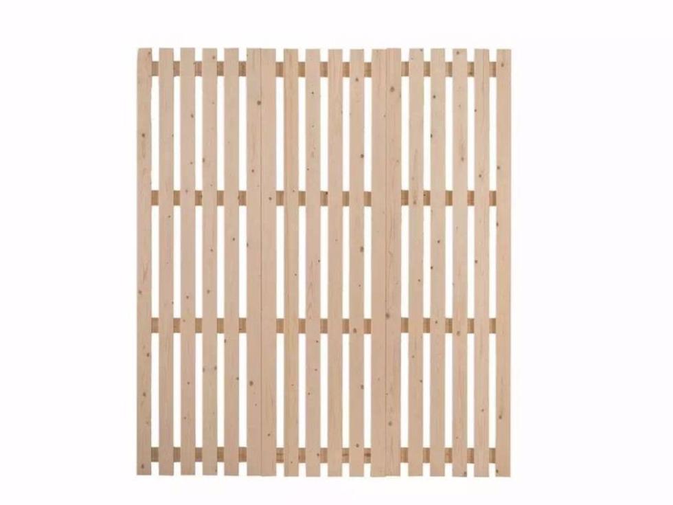 芬兰松木排骨架