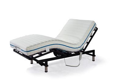 ZN006-B胶花电动床垫
